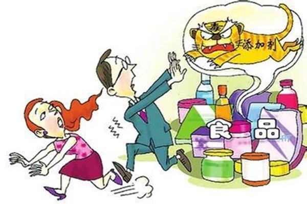 食品添加剂对我们人体会造成什么要的危害?