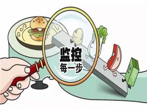 竞道光电食品安全检测仪有哪些检测项目?